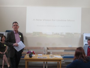 Prof Anthony Jones opens the workshop